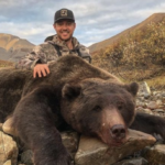 REPORT: Former NHL Player Called 'Disgusting,' Receives Death Threats After Posting Pictures of Grizzly Bear Hunt