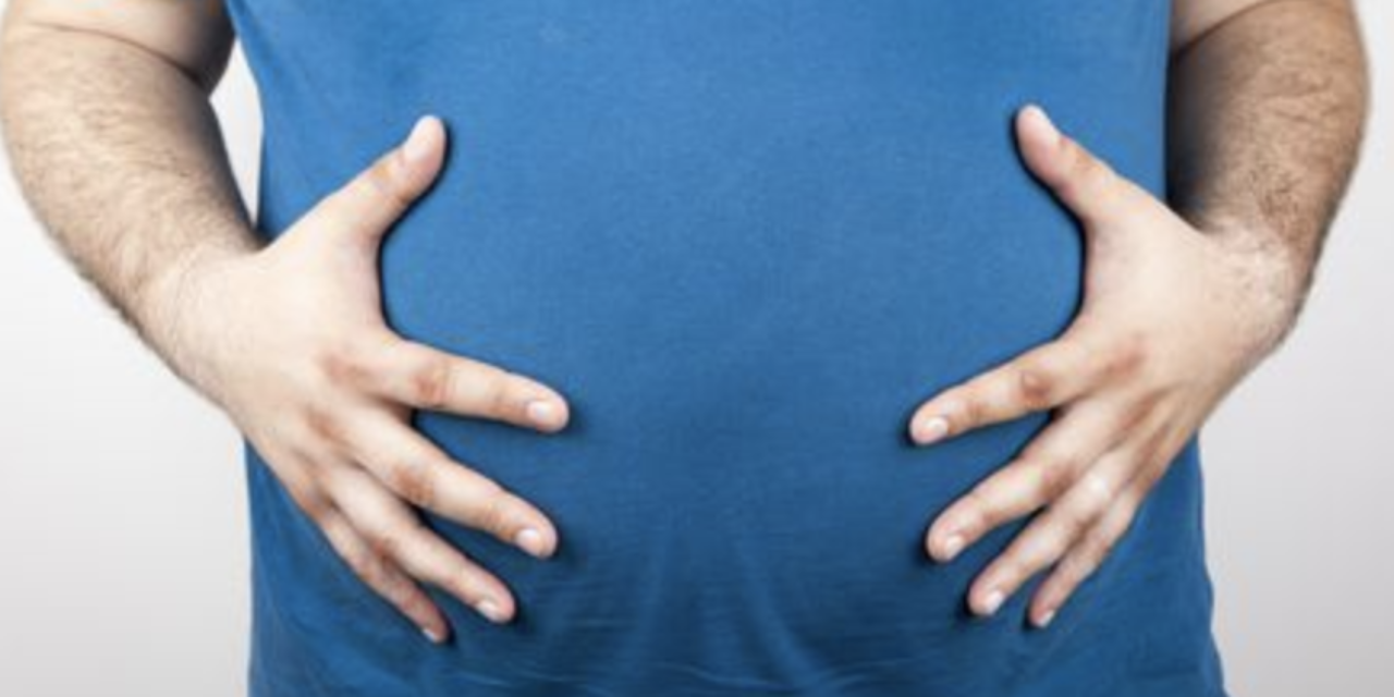 REPORT: Study finds link between big bellies and shrinking brains