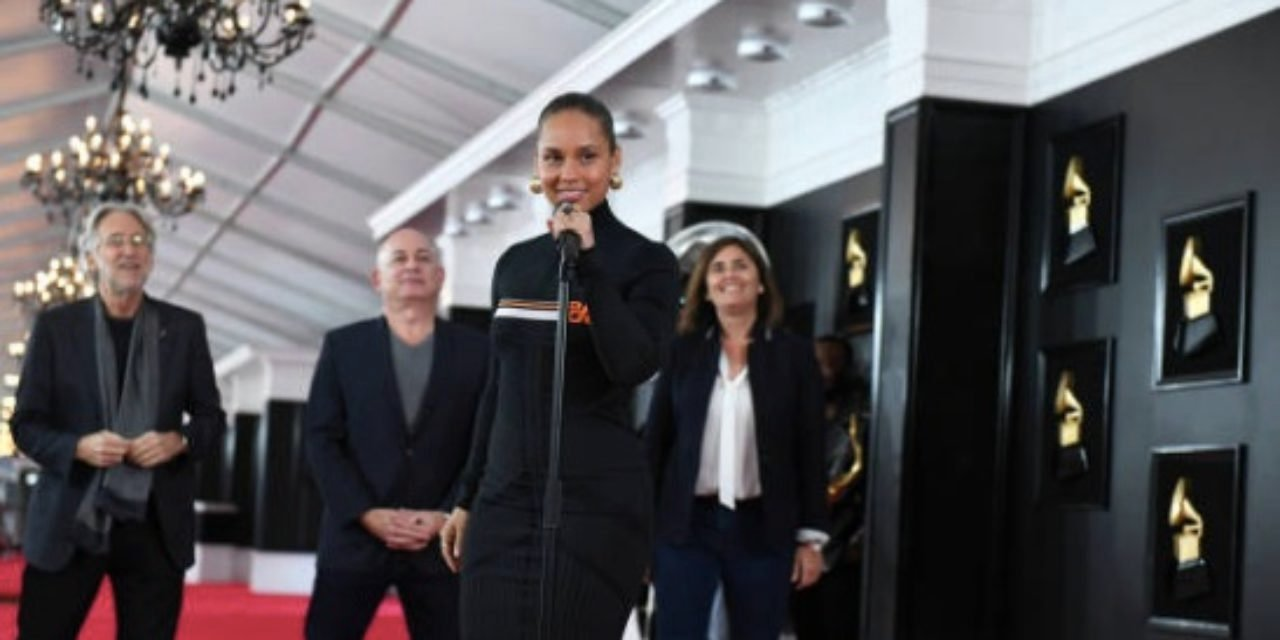 "REPORT: Alicia Keys says this year's Grammy performances will be the ""sickest"" yet; will you be watching?"