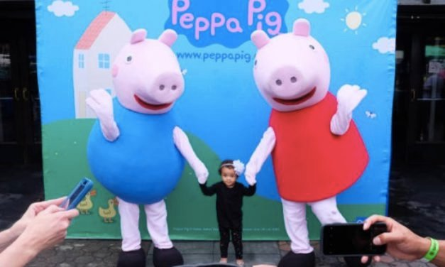 "VIDEO: American Kids Are Developing British Accents From Watching ""Peppa Pig"" And It's Jolly Entertaining"